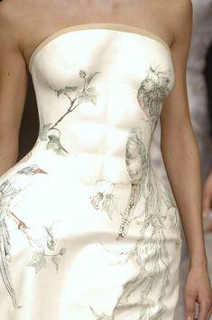 Alexander McQueen Spring 2007 - Details