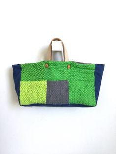 Handmade Handbags, Handmade Bags, Sacs Design, Japanese Bag, Linen Bag, Basket Bag, Bag Patterns To Sew, Fabric Bags, Cute Bags