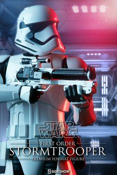 Sideshow Premium Format First Order Stormtrooper 01