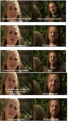 Mean Girls and Game of Thrones combined? MY LIFE IS COMPLETE!!!!!!!!!!!!!!!!!!!!!!!!!!!!!