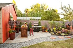 The BEST Backyard BBQ Tips from @HGTV's Laurie March