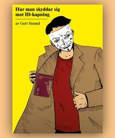 Hur man skyddar sig mot ID-kapning BOK Black Friday Pris Bok