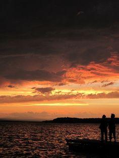 Lake Champlain, VT by cristina