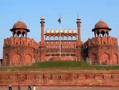 Red Fort Delhi- Golden Triangle India