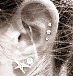 I would love this on my right ear. Maybe one day I'll be brave.