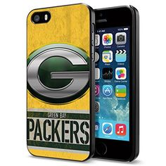 NFL Green Bay Packers Logo, Cool iPhone 5 5s Smartphone Case Cover Collector iphone Black Phoneaholic http://www.amazon.com/dp/B00U8A148Y/ref=cm_sw_r_pi_dp_nAFnvb13HP6YZ