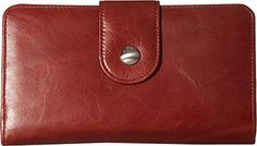 Hobo Womens Wallet Mahogany One Size ** Click image to review more details.
