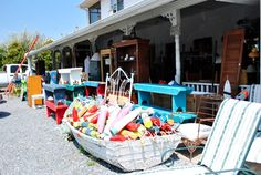 Beach Plum Antiques, Bethany Delaware Beach, Delmarva Peninsula, Beach Plum, Bethany Beach, Young House Love, Beach Town, Home And Away, Display Ideas, Road Trips