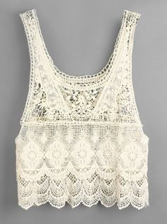 the perfect crochet cami