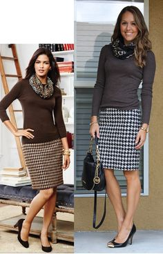 J's Everyday Fashion provides outfit ideas, budget fashion, shopping on a budget, personal style inspiration, and tips on what to wear. Skirt Outfits, Fall Outfits, Cute Outfits, Fashion Outfits, Womens Fashion, Fashion Clothes, Casual Outfits, Office Fashion, Work Fashion