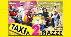 TAXI A 2 PIAZZE - Domenica 12 novembre 2017 alle ore 17.30 nel Teatro Filottete del Centro Servizi di Cirò Kr   - http://www.eventiincalabria.it/eventi/taxi-a-2-piazze/