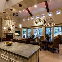 Roof line seen from the interior. Texas Hill Country Architecture | Products texas ranch decor Design Ideas, Pictures, Remodel and Decor