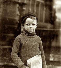 Photographs By Lewis Hine