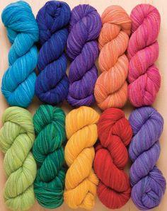 Shadow Tonal Lace Yarn Knitting Yarn from KnitPicks.com