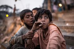 Homeless Kids at Sadarghat