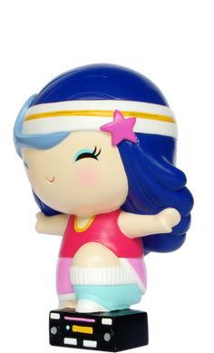 Momiji are message dolls. Turn them upside down and inside every one there's a tiny folded card for your own secret message. Momiji Doll, Kawaii Doll, Cute Gifts, Product Launch, Hand Painted, Messages, Dolls, Beautiful Gifts, Baby Dolls