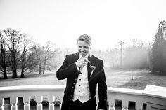 Bruidegom, Bruidsfotografie, Bruidsreportage, Trouwfotograaf, Bruiloft Landgoed Rhederoord, Bruidsfotograaf | Dario Endara