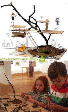 DIY fairy tree house