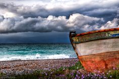 colors by the sea - Kiato, Korinthia