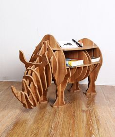Rhino Puzzle Coffee Table - Avant-Garde Collection - Dot & Bo