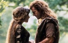 Braveheart. I can watch this movie over and over without getting tired of it