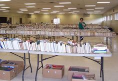 Friends of the Library Book Sale is April 9&10! Check out the article in the News Herald