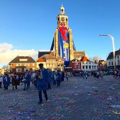 Carnaval in my hometown Bergen op Zoom or Vastenavend in het Krabbegat like its called over here.  Just like every year the churchtower is dressed to impress.  #uwn_holland  #super_holland  #wonderful_holland  #instanetherlands  #holland_photolovers  #dutch_connextion  #ig_discover_holland  #bergenopzoom #krabbegat #vastenavendfotos  #vvv_brabantse_wal  #visitbrabant #gurushots  #europe_ig  #global_hotshotz  #allbeauty_addiction  #eclectic_shotz  #heart_imprint  #gottolove_this…
