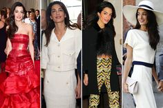 Amal Clooney is about the last woman on earth to master both where and when to let fly every arrow in her high-fashion quiver. Does that make her a throwback or a modern icon?