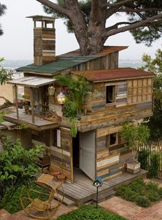 Casas en arboles 2