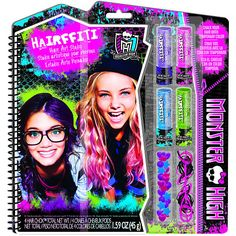 "Monster High Hairffiti -  Fashion Angels - Toys""R""Us"