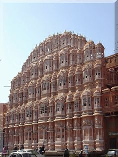 Tourist Attraction India: Jaipur : Hawa Mahal |  places to see in india