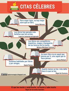 LAPICERO MÁGICO: Infografía: citas célebres sobre el libro