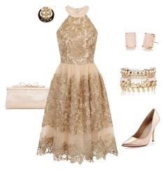 Dress it up for Gamma Phi Beta's Pink Carnation Banquet. We love this look that incorporates our Sorority's light brown color. #MakingOurMark