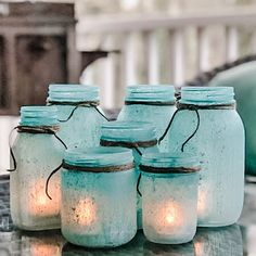 Easy to create with Saltwash®️and a little paint. The Faux Effects kit available from Bird on the Hill makes it super simple! #masonjarart #seaglass #fauxeffects #jars #saltwash #mineralpaint Mason Jar Art, Mineral Paint, Vintage Birds, Milk Paint, Metallic Paint, Super Simple, Sea Glass, Painted Furniture, Kit