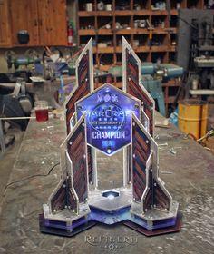 Industrial Revelations: StarCraft WSC America 2014 Trophy