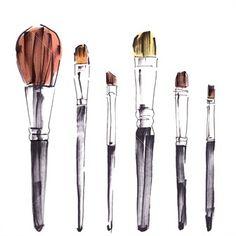 Illustration: Miminne, Fashion & Beauty Illustrator