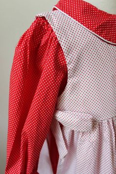 Now available on our store: Red Dot Apron Dre... Check it out here! http://www.thebubblebee.com/products/red-dot-apron-dress?utm_campaign=social_autopilot&utm_source=pin&utm_medium=pin