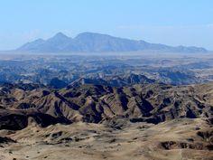 Moonlandscape, near Swakopmund, Namibia