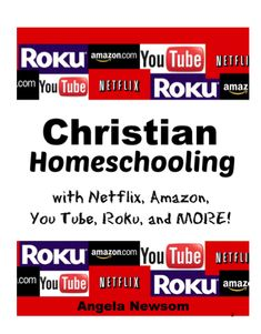 Homeschooling with Netflix, Amazon, & More....say what?  This is actually very cool, because on this site, she has cataloged topics of learning into videos, documentaries and movies!  This does not mean it is all faith based, however!