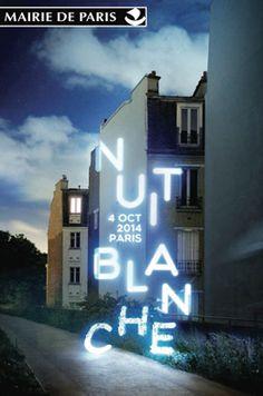 Nuit Blanche 2015 à Paris: Tout le programme! - Evous