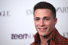 Colton Haynes May Have Come Out in a Pretty Chill Way... #ColtonHaynes: Colton Haynes May Have Come Out in a Pretty Chill… #ColtonHaynes