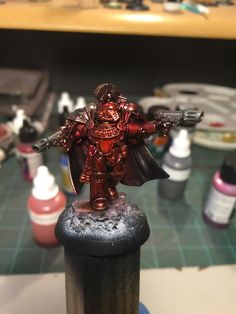 First Betrayal of Calth Conversion.