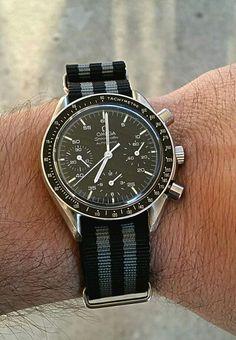 Omega Speedmaster Moonwatch Automatic