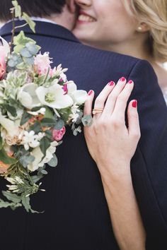 An Elegant English Wedding At The Matara Centre In The Cotswolds With A Bespoke Jenny Lessin Wedding Skirt and Top And Hot Pink Bridesmaid Dresses And A Gin And Tonic Cocktail Bar By M&J Photography.