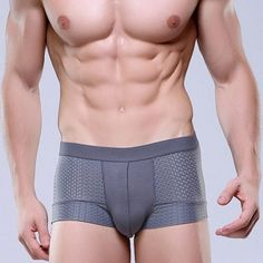 Men Modal Sweat-absorbent Underwear Boxer Shorts #men, #hats, #watches, #belts, #fashion