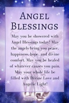 May you be showered with Angel Blessings today and every day! Stay well and safe 🙏💤🕊😴💕. God Prayer, Prayer Quotes, Spiritual Quotes, Soul Quotes, Archangel Prayers, Angel Guidance, Prayers For Healing, Angel Healing, Inspirational Prayers