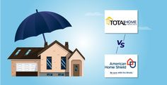 In yet another addition to our home warranty company battle series, we have Total Home Protection and AHS being pitted against each other. Who wins? It may not be what you think- find out more here!