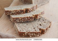 Spelled bread on sourdough. Healthy, whole grain with sunflower, sesame and linseed. It contains no artificial additives, dyes, or preservatives.