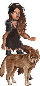 This is werewolf style for competition.
