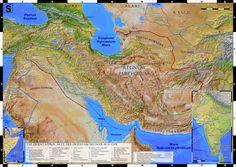 Parthian Empire in 64 CE by Sardis Verlag Parthian Empire, Cartography, Geography, Trending Memes, Maps, Funny Jokes, Roman, Blue Prints, Husky Jokes